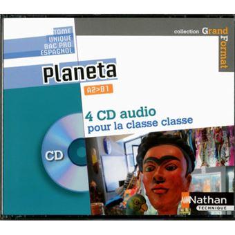 Planeta Espagnol Bac Pro A2, B1
