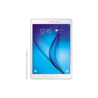 tablette samsung galaxy tab a 9 7 16 go wifi blanc stylet tablette tactile achat prix. Black Bedroom Furniture Sets. Home Design Ideas