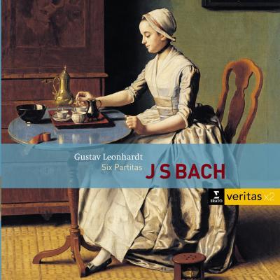 6 Partitas BWV825 à BWV830