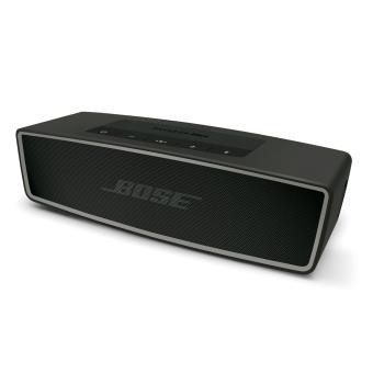 enceinte bluetooth bose soundlink mini ii noir mini. Black Bedroom Furniture Sets. Home Design Ideas