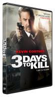 3 Days to Kill DVD (DVD)