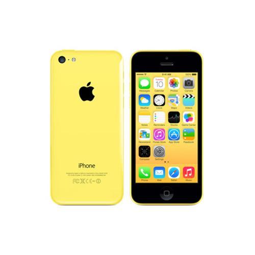 apple iphone 5c 16 go jaune reconditionn neuf. Black Bedroom Furniture Sets. Home Design Ideas