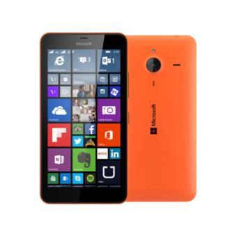 smartphone microsoft lumia 640 xl double sim 8 go orange smartphone sous windows achat. Black Bedroom Furniture Sets. Home Design Ideas