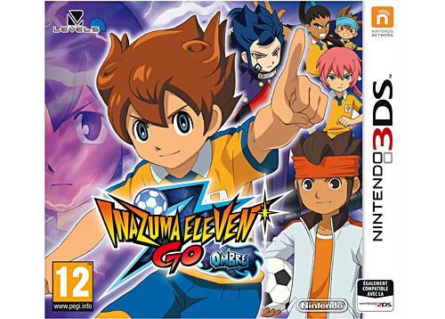 Inazuma Eleven Go Ombre 3DS - Nintendo 3DS