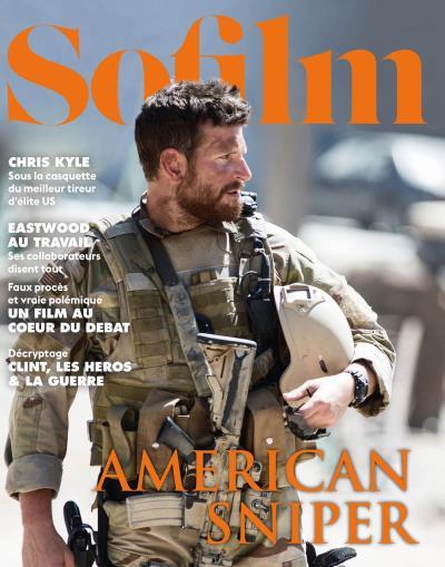 American Sniper - Hors-série magazine Sofilm