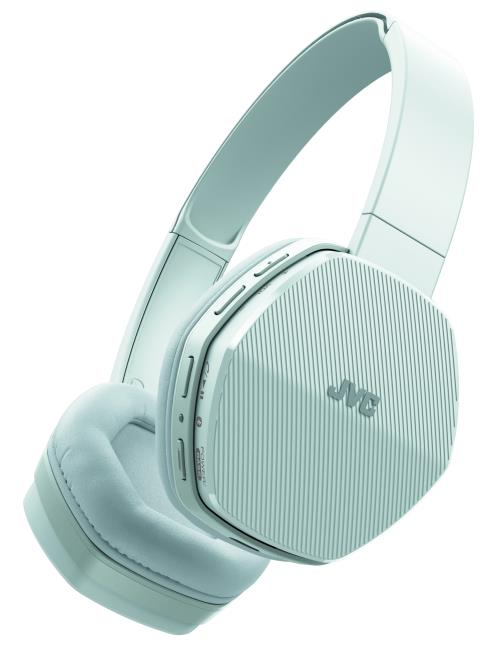 Casque Bluetooth JVC SBT5 Blanc
