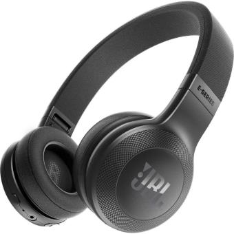 casque jbl e45 bluetooth noir casque audio achat. Black Bedroom Furniture Sets. Home Design Ideas
