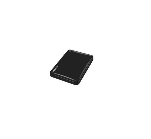 Disque dur externe Toshiba Canvio Connect II 500 Go Noir
