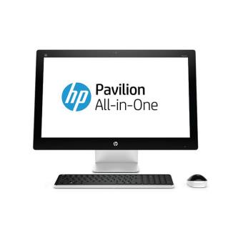pc hp pavilion 27 n210nf tout en un 27 pc tout en un achat prix fnac. Black Bedroom Furniture Sets. Home Design Ideas