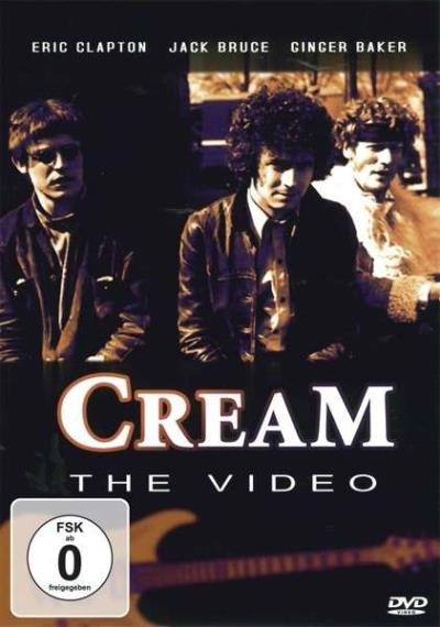 Cream : The video - DVD