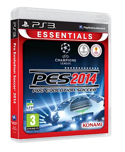 PES 2014 Gamme Essentiels PS3 - PlayStation 3