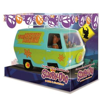 scooby doo coffret the mystery machine coffret 8 dvd. Black Bedroom Furniture Sets. Home Design Ideas
