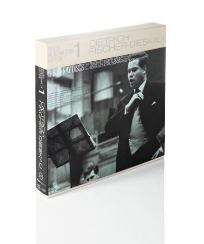 Edition Bruno Monsaingeon volume 1 Blu-Ray