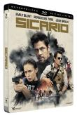 Photo : Sicario Steelbook Blu-ray