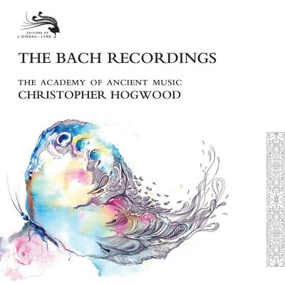 The Bach Recordings