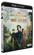 Photo : Miss Peregrine et les Enfants Particuliers - 4K Ultra HD + Blu-ray + Digital HD