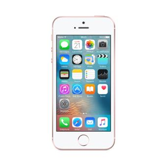 apple iphone se 16 go 4 or rose smartphone sous ios. Black Bedroom Furniture Sets. Home Design Ideas