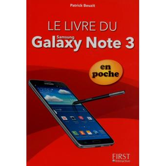 a Patrick Beuzit Galaxy Note  en poche couleurs