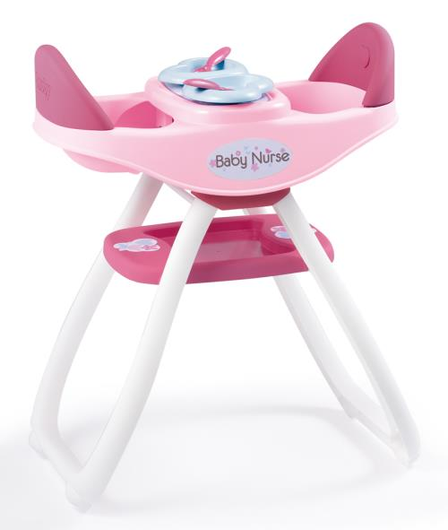 Chaise haute jumeaux minnie de smoby for Chaise haute smoby 3 en 1