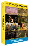Wes Anderson Coffret Intégral 8 films Exclusivité Fnac DVD