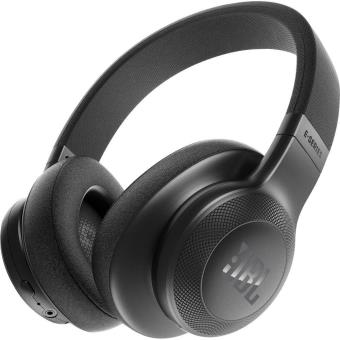 casque jbl e55 bluetooth noir casque audio achat. Black Bedroom Furniture Sets. Home Design Ideas