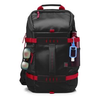 sac dos hp odyssey pour pc portable 15 6 noir sac pour ordinateur portable achat prix. Black Bedroom Furniture Sets. Home Design Ideas