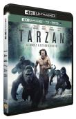 Photo : Tarzan - 4K Ultra HD + Blu-ray + Copie Digitale UltraViolet
