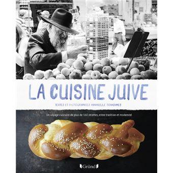 la cuisine juive broch annabelle schachmes achat