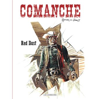 Comanche (1) : Red Dust