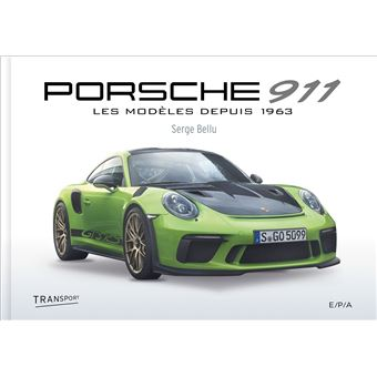 porsche 911 cartonn serge bellu achat livre achat prix fnac. Black Bedroom Furniture Sets. Home Design Ideas