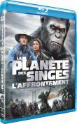 La Planète des Singes : l'affrontement Blu-Ray (Blu-Ray)