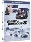 Photo : Fast and Furious 8 Blu-ray