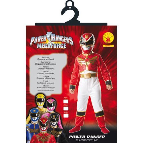 Fnac.com : Déguisement Rouge Power Rangers Mega Force Taille S - Déguisement enfant. Achat et vente de jouets, jeux de société, produits de puériculture. Découvrez les Univers Playmobil, Légo, FisherPrice, Vtech ainsi que les grandes marques de puéricultu