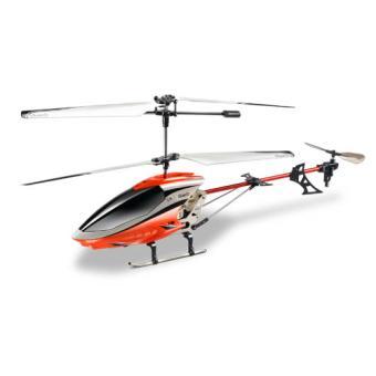 Silverlit  Hélicoptère radiocommandé Sky eagle : Bleu  Rue des Maquettes