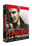 Taken : 1 à 3 - Coffret Blu Ray (Blu-Ray)