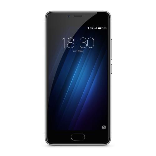Smartphone Meizu M3S 32 Go Double SIM Gris