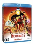 INCREDIBLES 2-BIL-BLURAY