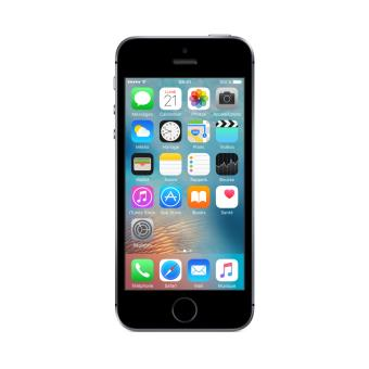 apple iphone se 64 go 4 gris sid ral smartphone sous ios achat prix fnac. Black Bedroom Furniture Sets. Home Design Ideas