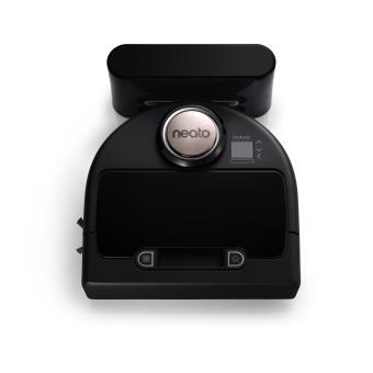 aspirateur robot neato botvac connect premium d s noir achat prix fnac. Black Bedroom Furniture Sets. Home Design Ideas