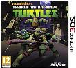 Teenage Mutant Ninja Turtles 3DS - Nintendo 3DS