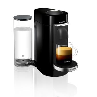 machine capsules nespresso vertuo magimix noir caf. Black Bedroom Furniture Sets. Home Design Ideas