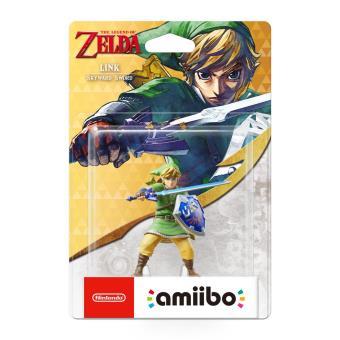 Amiibo zelda link skyward sword sur jeux vid o achat for Achat maison zelda