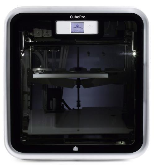 Imprimante 3d Cube Pro Mono Impression Par Jet Plastique P2533