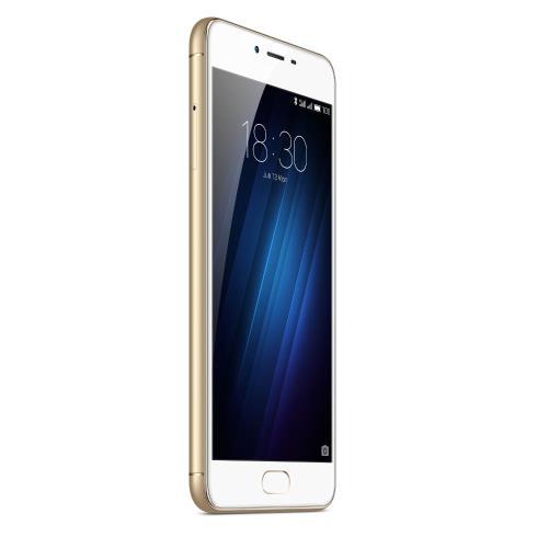 Smartphone Meizu M3S 16 Go Double SIM Or