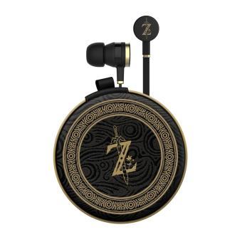 Micro casque st r o nintendo zelda pour switch for Housse zelda pour switch