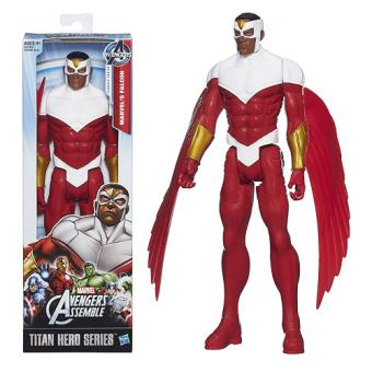 Boutique Vinyles: Toy: Hasbro  A1823  Marvel  Mighty Battlers  Avengers