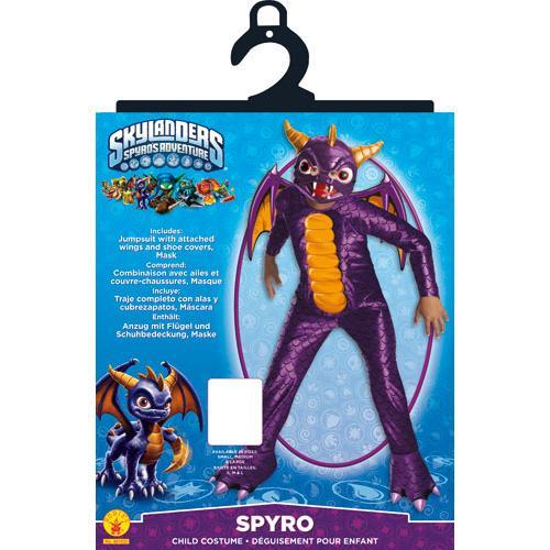 Fnac.com : Déguisement Spyro Skylanders taille S - Déguisement enfant. Achat et vente de jouets, jeux de société, produits de puériculture. Découvrez les Univers Playmobil, Légo, FisherPrice, Vtech ainsi que les grandes marques de puériculture : Chicco, B