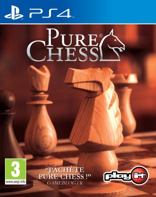 Pure Chess PS4 - PlayStation 4