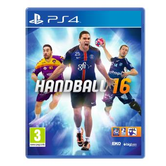 handball 16 ps4 sur playstation 4 jeux vid o top prix. Black Bedroom Furniture Sets. Home Design Ideas
