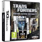 Transformers la face cach�e de la lune + La Revanche DS - Nintendo DS